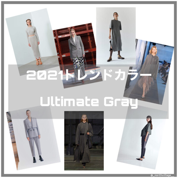 PANTONE Color of the Year 2021:Ultimate Gray解説編